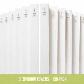 "Pack ""Fermier Vertical"" – 150 ZipGrow"